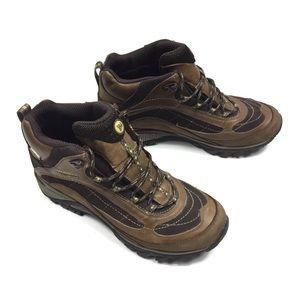 Merrell Siren Mid Waterproof Hiking Boot Size 9